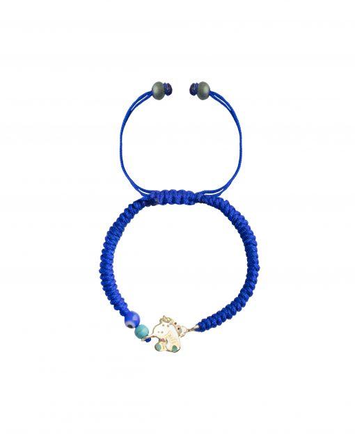 ارسال هدیه به ایران – دستبند –بچگانه –طلا - -تولد – عشق