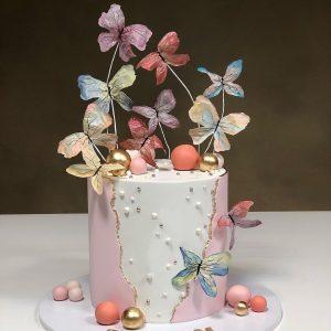 ارسال کیک به ایران – کیک زنانه – کیک برای خانم ها – طرح زنانه – کیک فوندانت – ارسال هدیه به ایران –کیک برای خانم ها – تولد –هدیه –ارسال هدیه به ایران-مناسب خانم ها-کیک خانم ها – مناسب برای تولد خانم ها