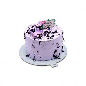 کیک تولد- ارسال هدیه به تهران- ارسال هدیه به ایران- تبریک تولد- کیک تمشک