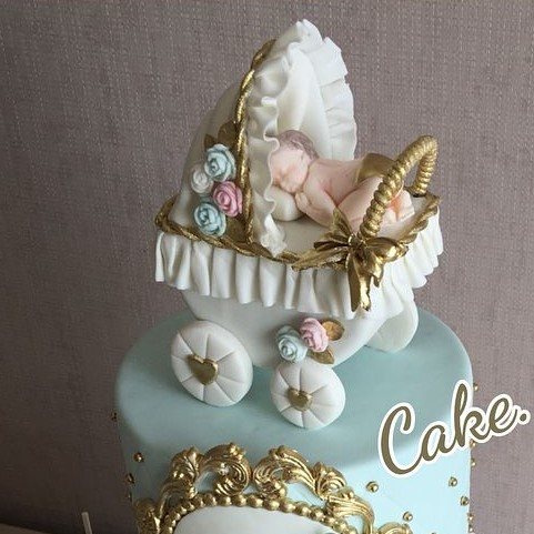 ارسال کیک به ایران – کیک نوزاد – کیک دختر یا پسر – کیک نوزاد – کیک فوندانت – ارسال هدیه به ایران –کیک کودکانه – تولد –هدیه برای نوزاد –ارسال هدیه به ایران