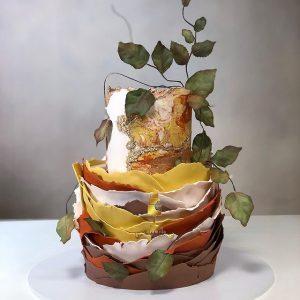 ارسال هدی به ایران-ارسال کیک به ایران-کیک پاییزی -مناسب برای همه - جذاب پاییزی -ارسال کیک به ایران